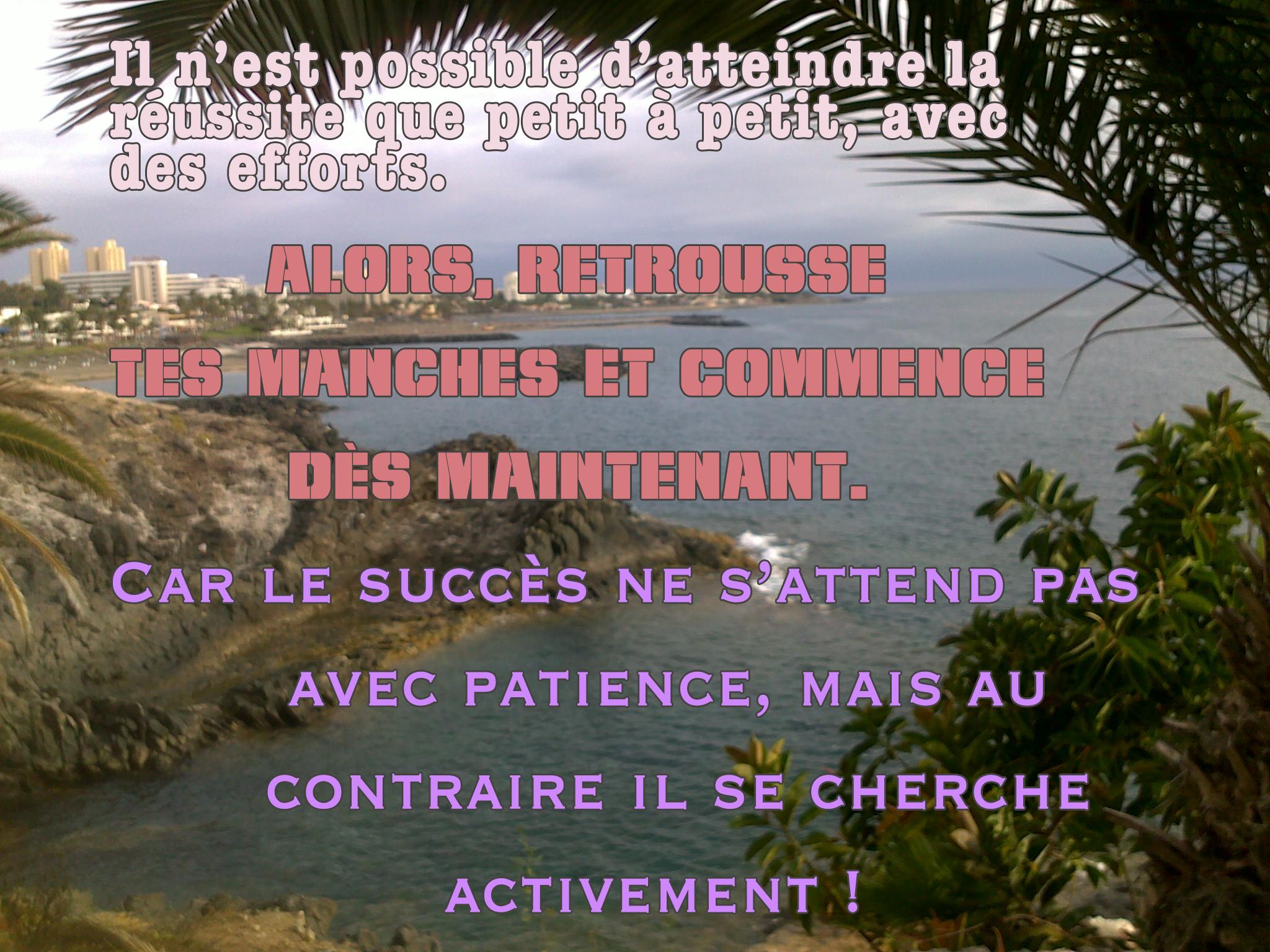 Clef De La Reussite Petits Pas Reguliers Pour Avancer